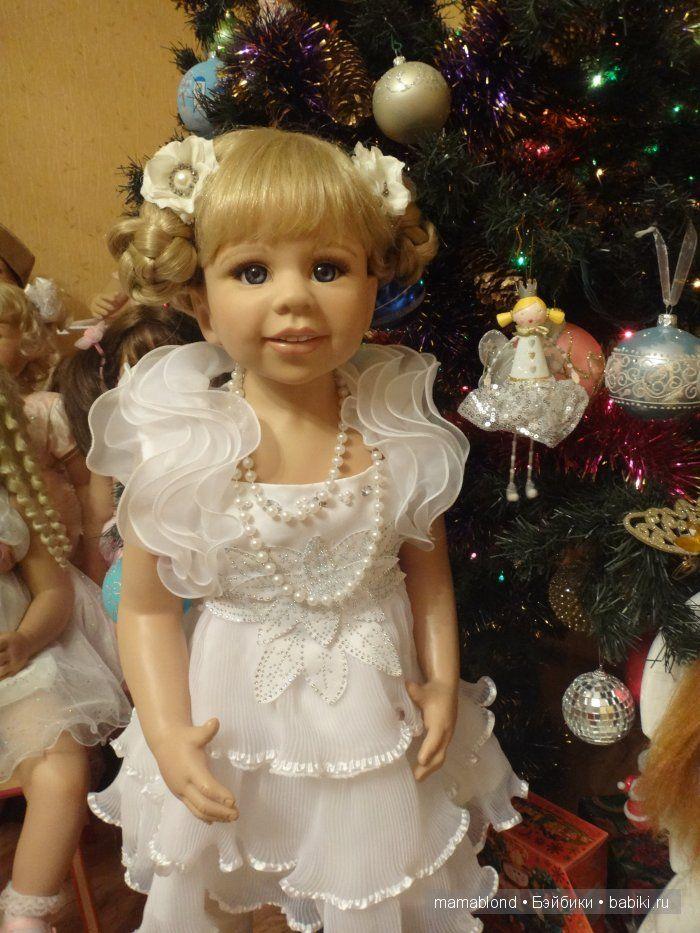 С Новым годом! / Коллекционные куклы Masterpiece dolls / Бэйбики. Куклы фото. Одежда для кукол