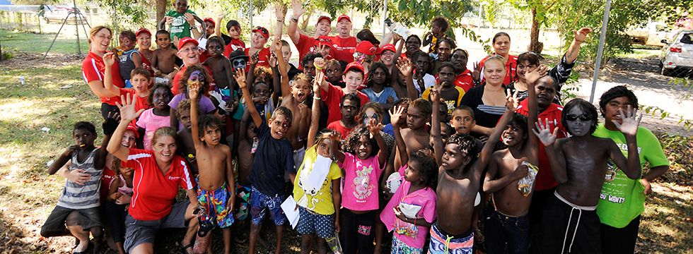 Save the Children is one of Australia's largest aid and development agencies dedicated to helping children.