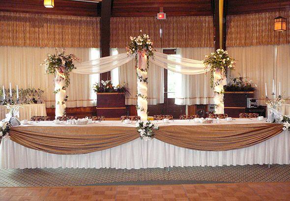 table d 39 honneur mariage d co recherche google mariage. Black Bedroom Furniture Sets. Home Design Ideas
