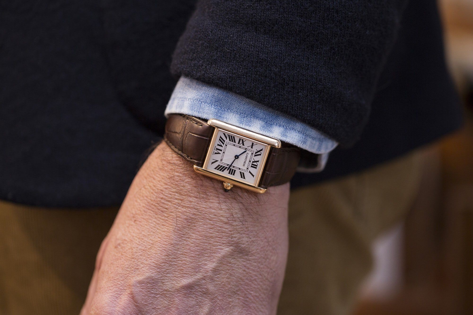Louis Cartier Tank Pure Elegance Cartier Tank Mens Watches Affordable Mens Invicta Watches