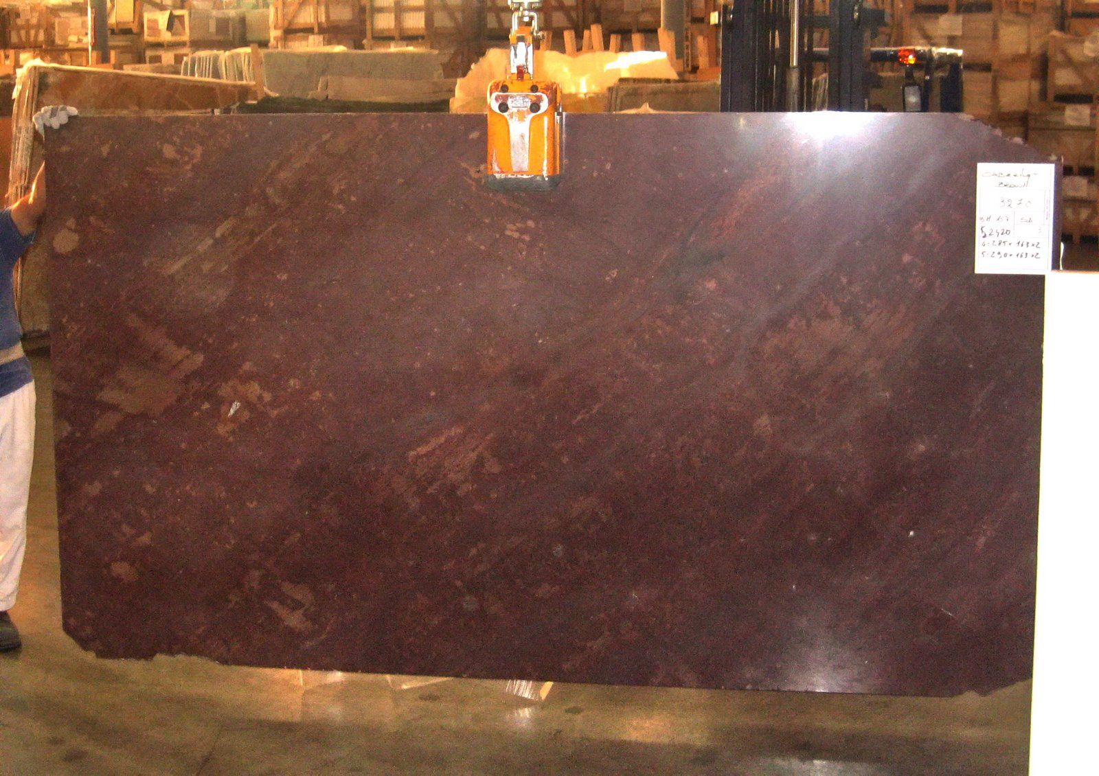 Bronzite Cabernet Brown Granite Slabs Are Available At Eskandari Stone. We Sell  Granite Countertops At