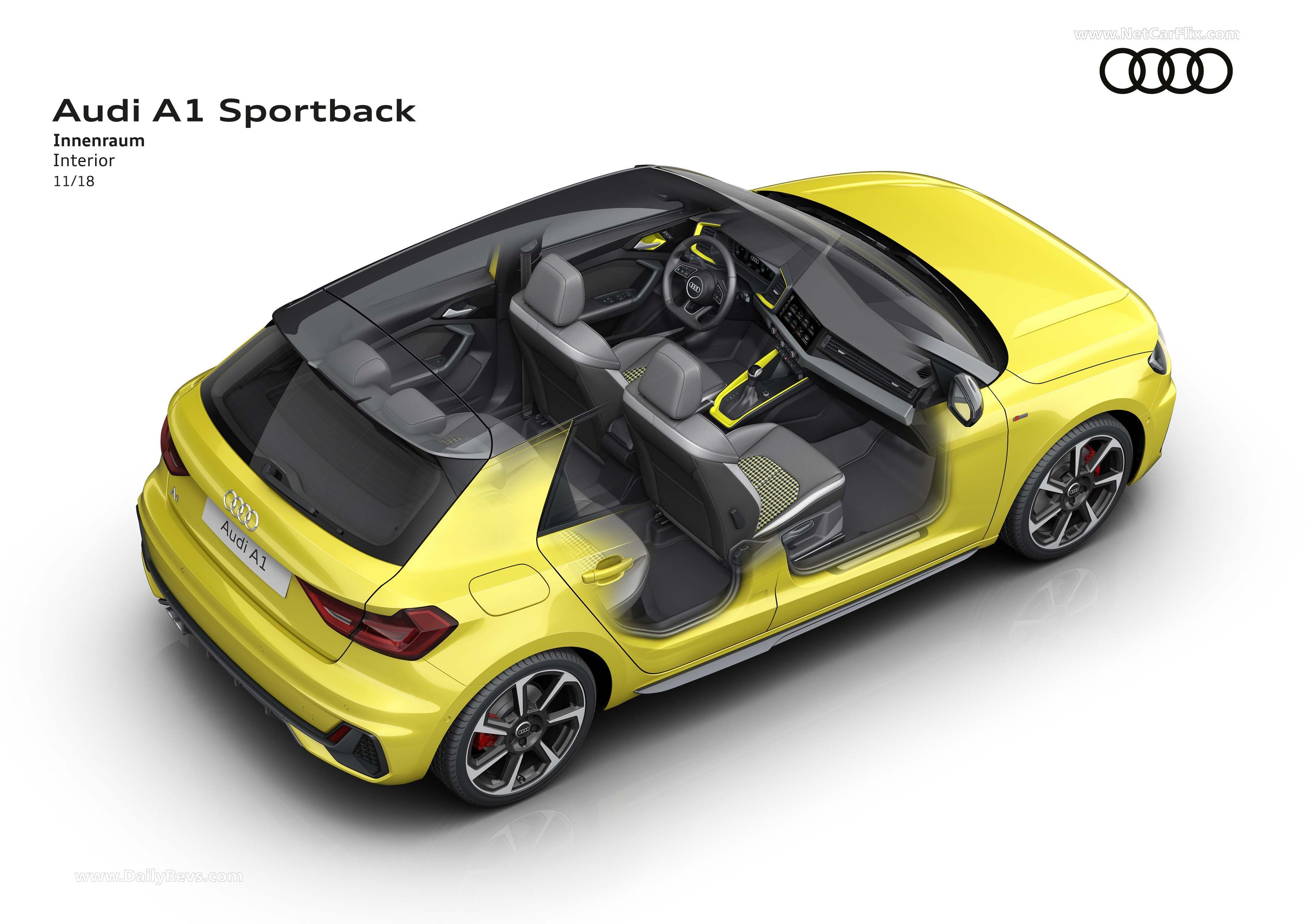 2019 Audi A1 Sportback Hd Images Specs Information And Videos