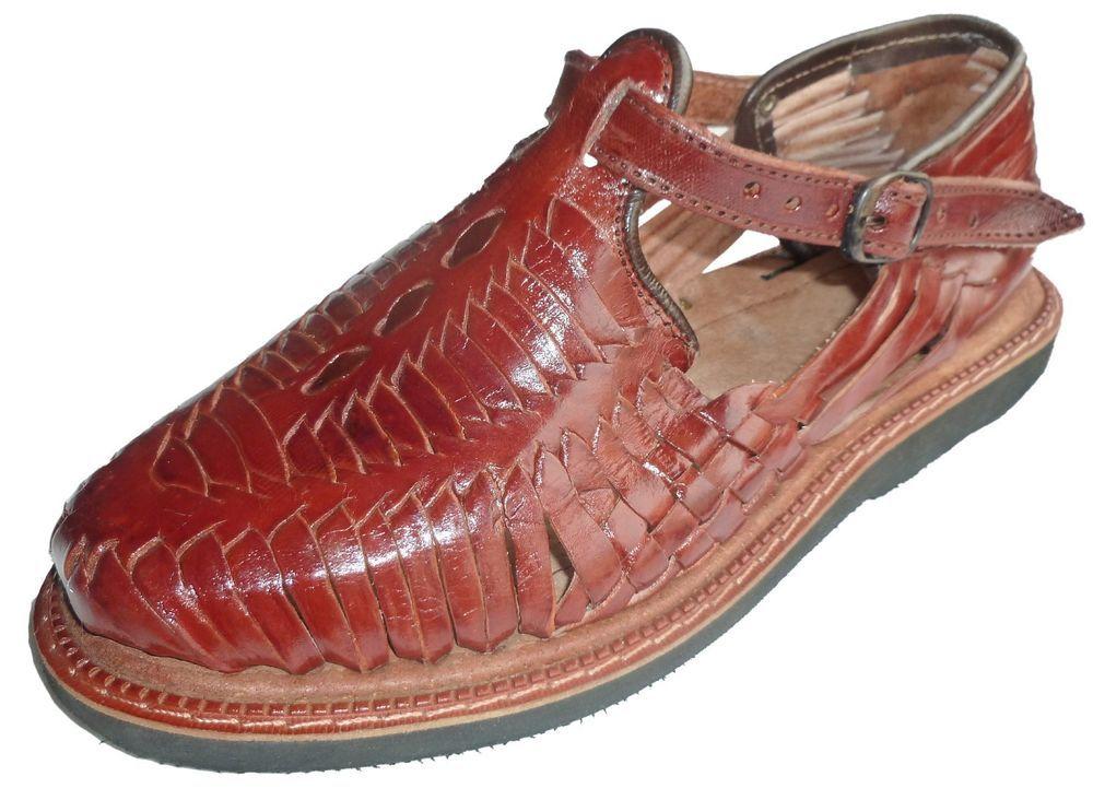 mexican huarache shoes