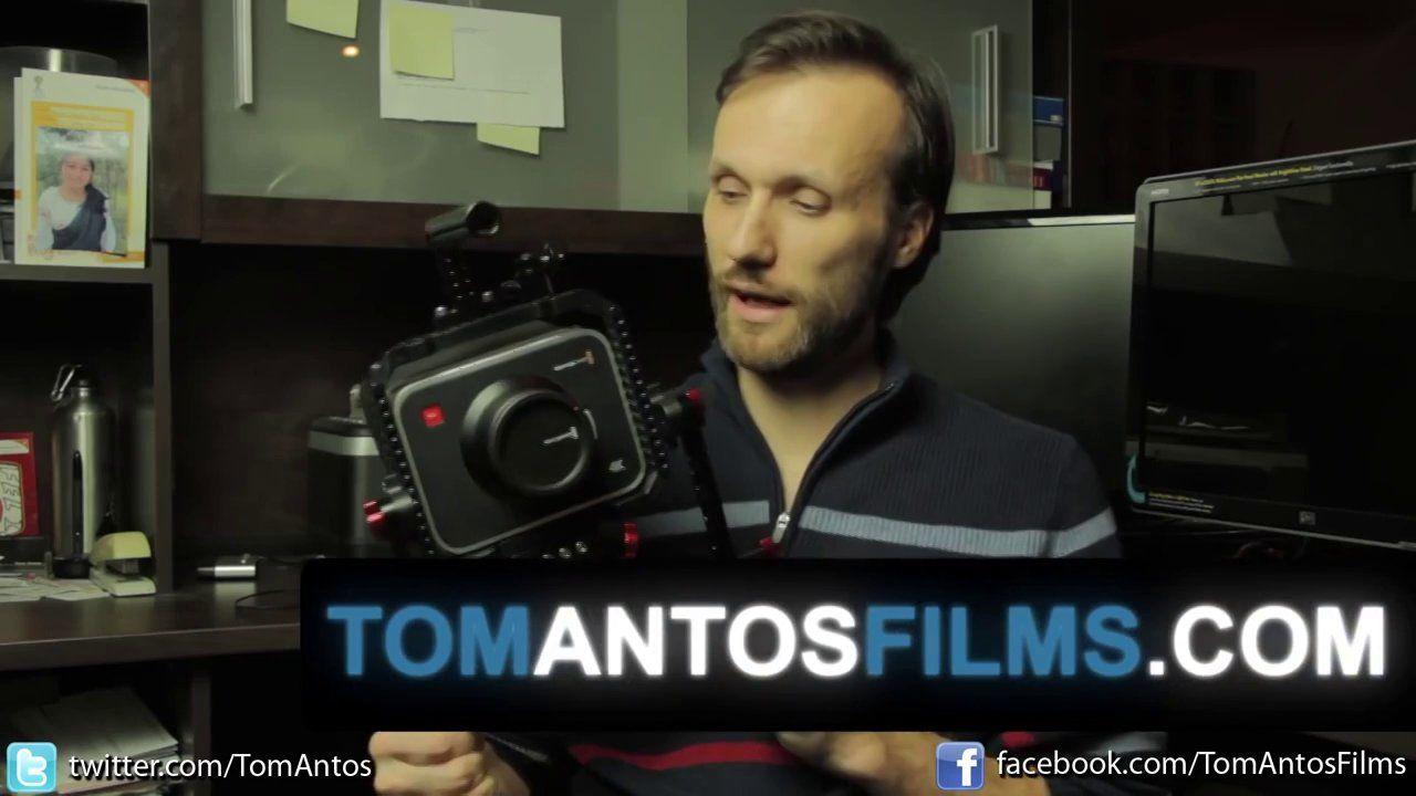 Blackmagic Production 4K review ( zeer goed )