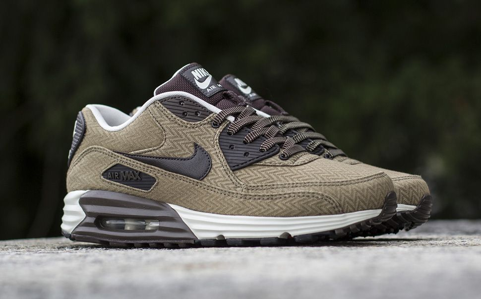 NIKE AIR MAX 90 LEATHER ANTHRACITE BLACK WOLF GREY WHITE 652980 012   keds    Pinterest   Air max 90, Air max and Wolf