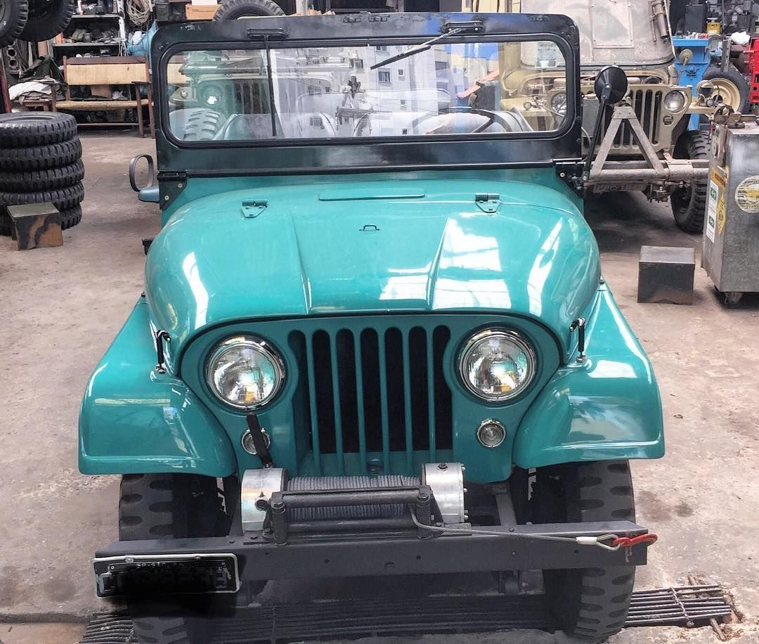 Angelo Meliani On Instagram Jeep 1963 Cj5 Restaurado A 20