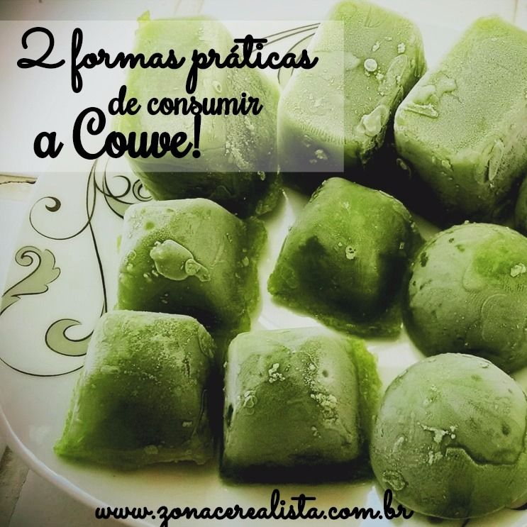 suco de couve, couve, farinha de couve, gelinhos de couve, benefícios da couve, como utilizar a couve de forma prática, insira a couve no seu cardápio