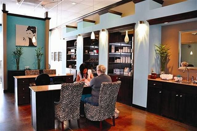78 images about salon on pinterest paris nails salon design