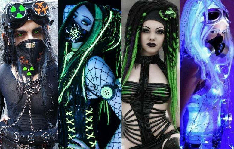 Intro to cyber goth goths futuristic side cybergoth cyber intro to cyber goth goths futuristic side voltagebd Images