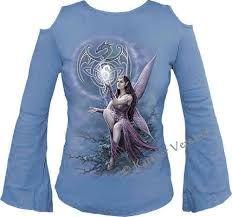Bildergebnis für gothic shirts damen