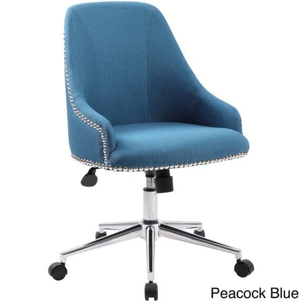 boss carnegie desk chair office chairs pinterest. Black Bedroom Furniture Sets. Home Design Ideas