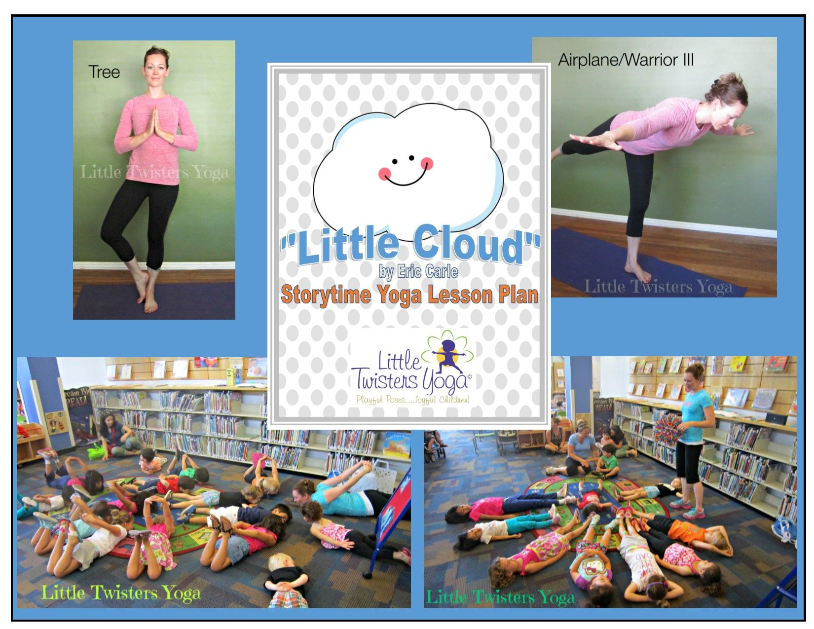 A Children S Yoga Plan Tied To The Beautiful Story Of
