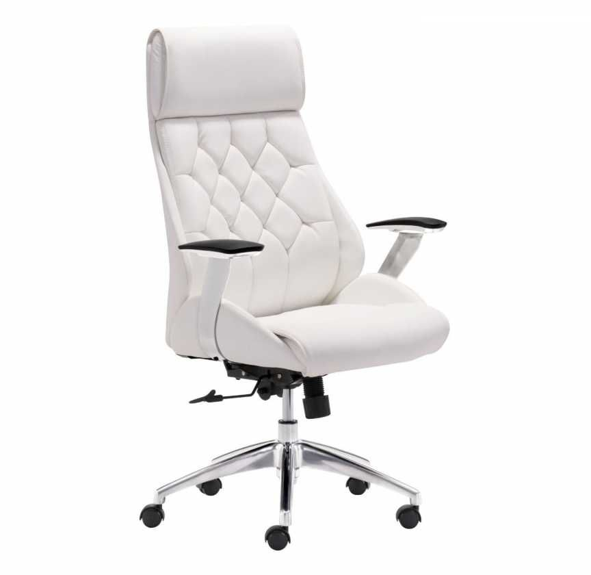 White Desk Chair Review And Specs