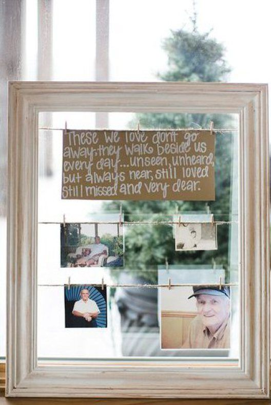 7 Ways To Honor Loved Ones At Your Wedding Amor Love And Marriage