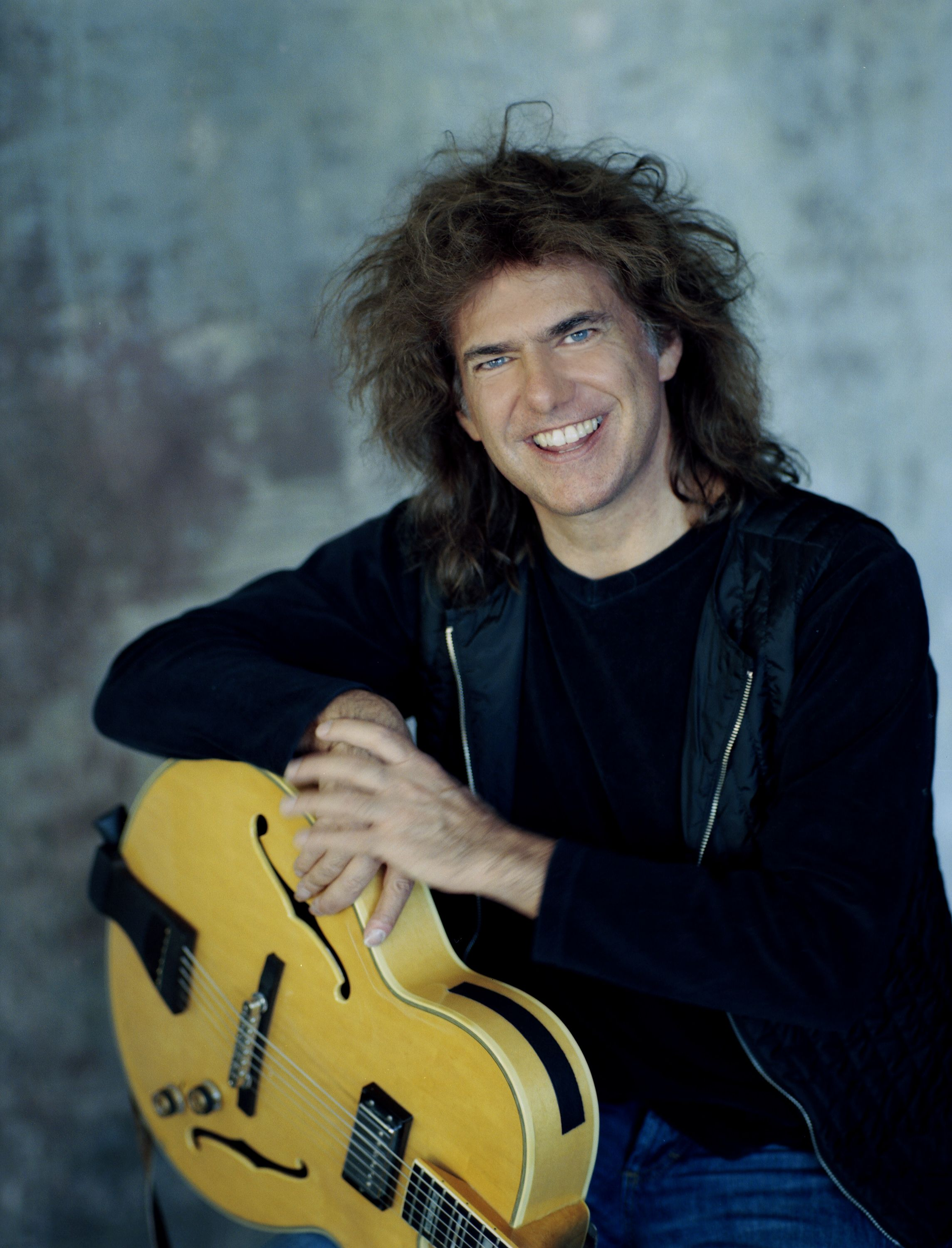 Pat Metheny, talent, virtuoso... been catching his shows ...