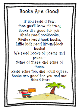 Creating a book of poetry with Book Creator