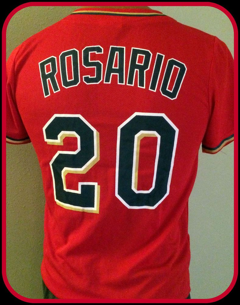 new arrival 1e19f d8827 Minnesota twins eddie rosario us bank stadium giveaway youth ...