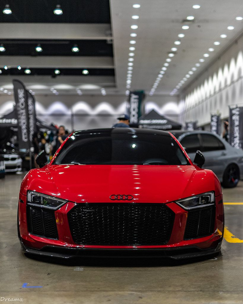 Audi R8 With Images Super Cars