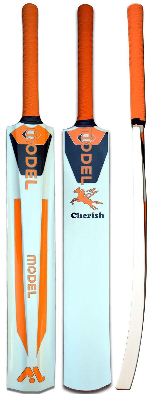 Model Tape Ball Indoor Cricket Bat Cherish 5000 Light Full Size Cricket Bat Bat Cricket Logo