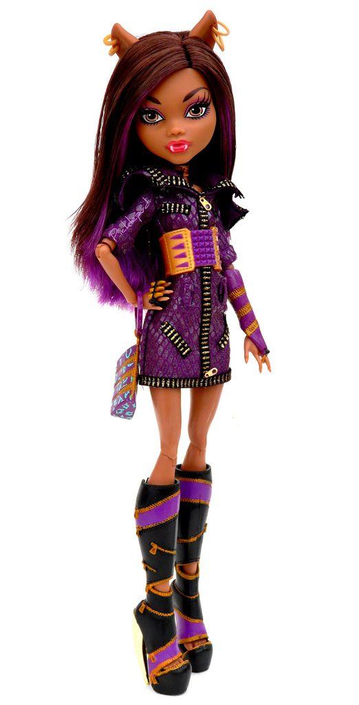 Clawdeen Wolf Monster High Dolls New Monster High Dolls Monster High Doll Clothes