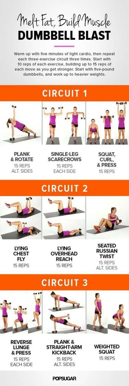 Best fitness workouts dumbbell Ideas #fitness