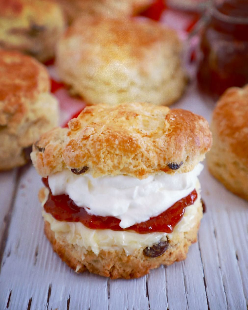New Youtube Video Best Ever Irish Scone Link In Stories These