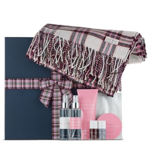 Buy Jack Wills Blanket Scarf | Christmas Gift - Boots