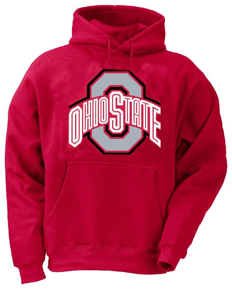 Ohio State Buckeyes Scarlet Victory Hoodie Sweashirt By J America Ohio State Buckeyes Ohio State Buckeyes [ 1004 x 809 Pixel ]