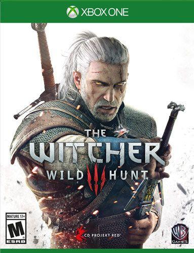 7f72804fc20 The Witcher 3  Wild Hunt - Xbox One