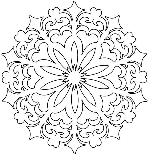 Rangoli Pattern - Buscar con Google | dibujos blanco y negro ...