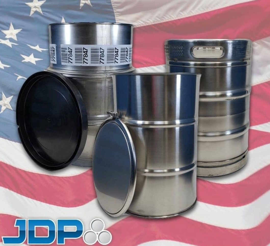 Start Getting Your Stainless Steel Barrels At The Best Rates In The Country In 2020 Steel Barrel Stainless Steel Accessories Kegs