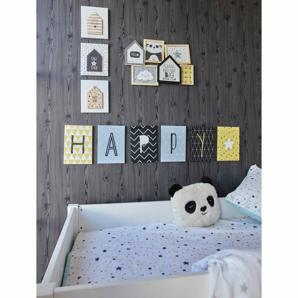 6 Toiles 20x28 Maisons Du Monde Parure De Lit Enfant Parure De Lit Idees De Lit