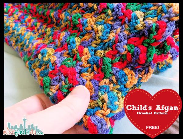 Crochet How To Free Baby Blanket Afghan Beginner Pattern Afghans