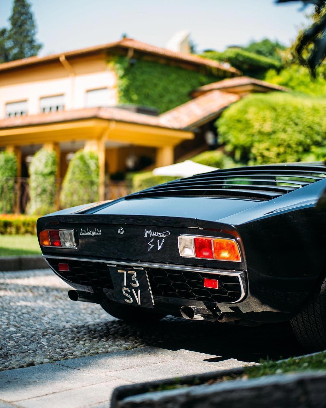 Tuesday Colors Lamborghini Lamborginimiura Lamborghinimiurasv