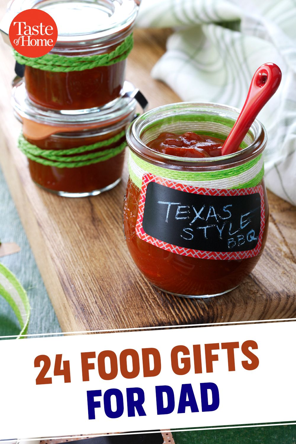 24 food gifts to make dad for fathers day delicious