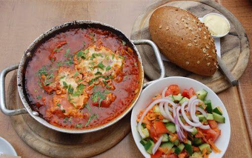 Shakshuka- Israel's Favorite Way to Prepare Eggs