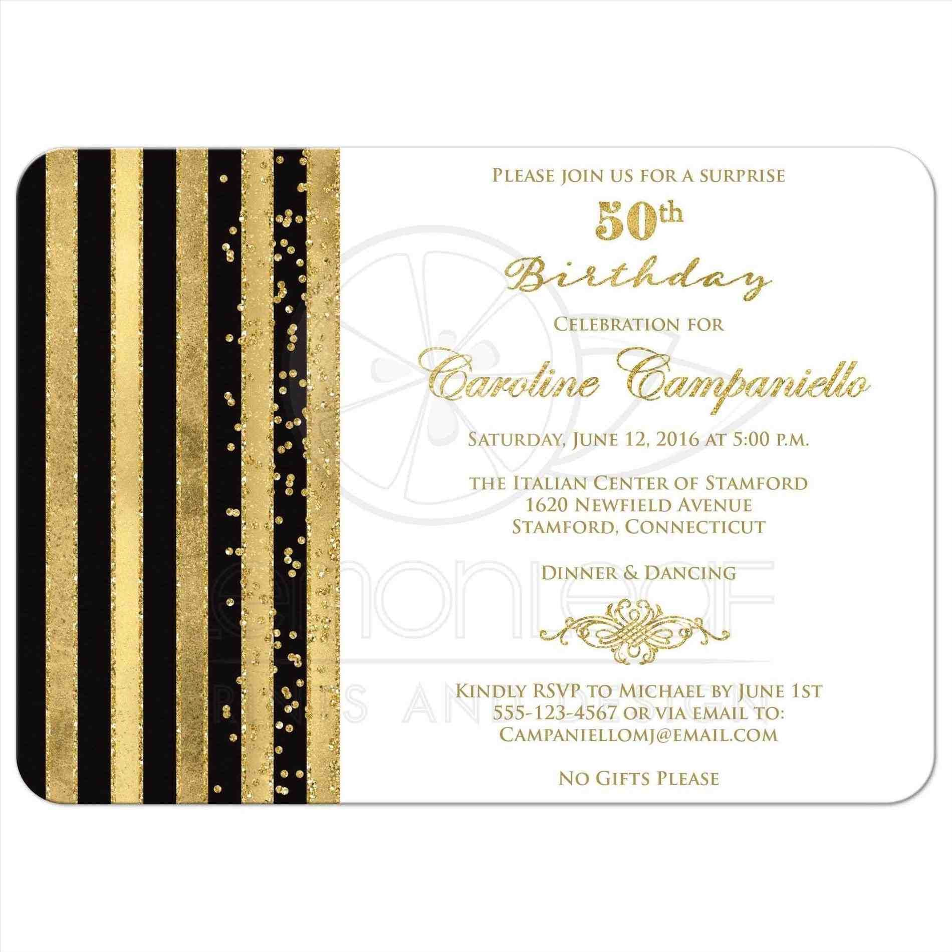 Full Size Of Design50 Birthday Invitations 50th Birthday