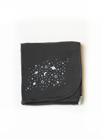 Babyfilt Vintergatan från By Lelou