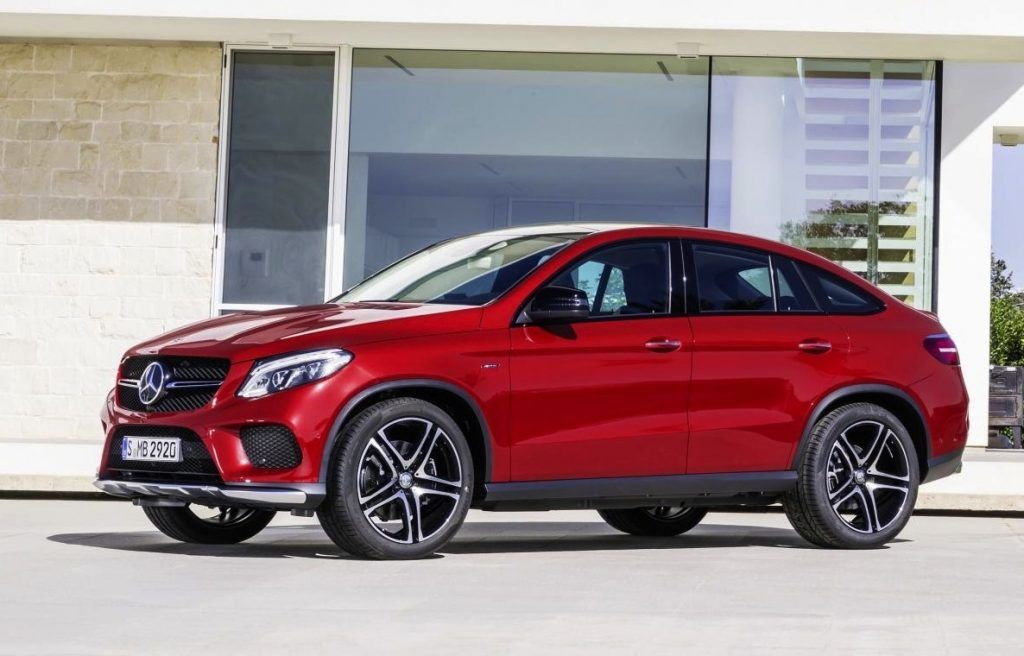 Mercedes-Benz GLE 450 AMG Coupé - http://tuku.ro/