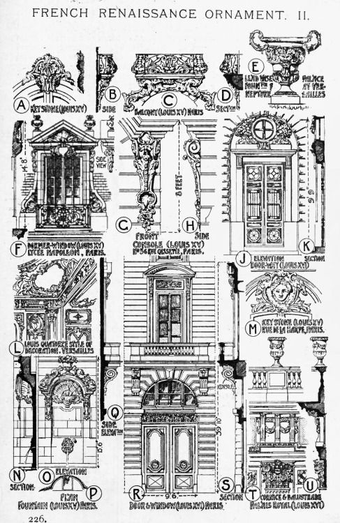 architectural terminology | wood & furniture diy | pinterest