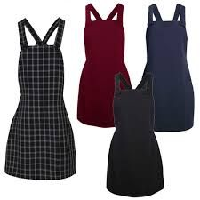 Image result for women's pinafore dress pattern free