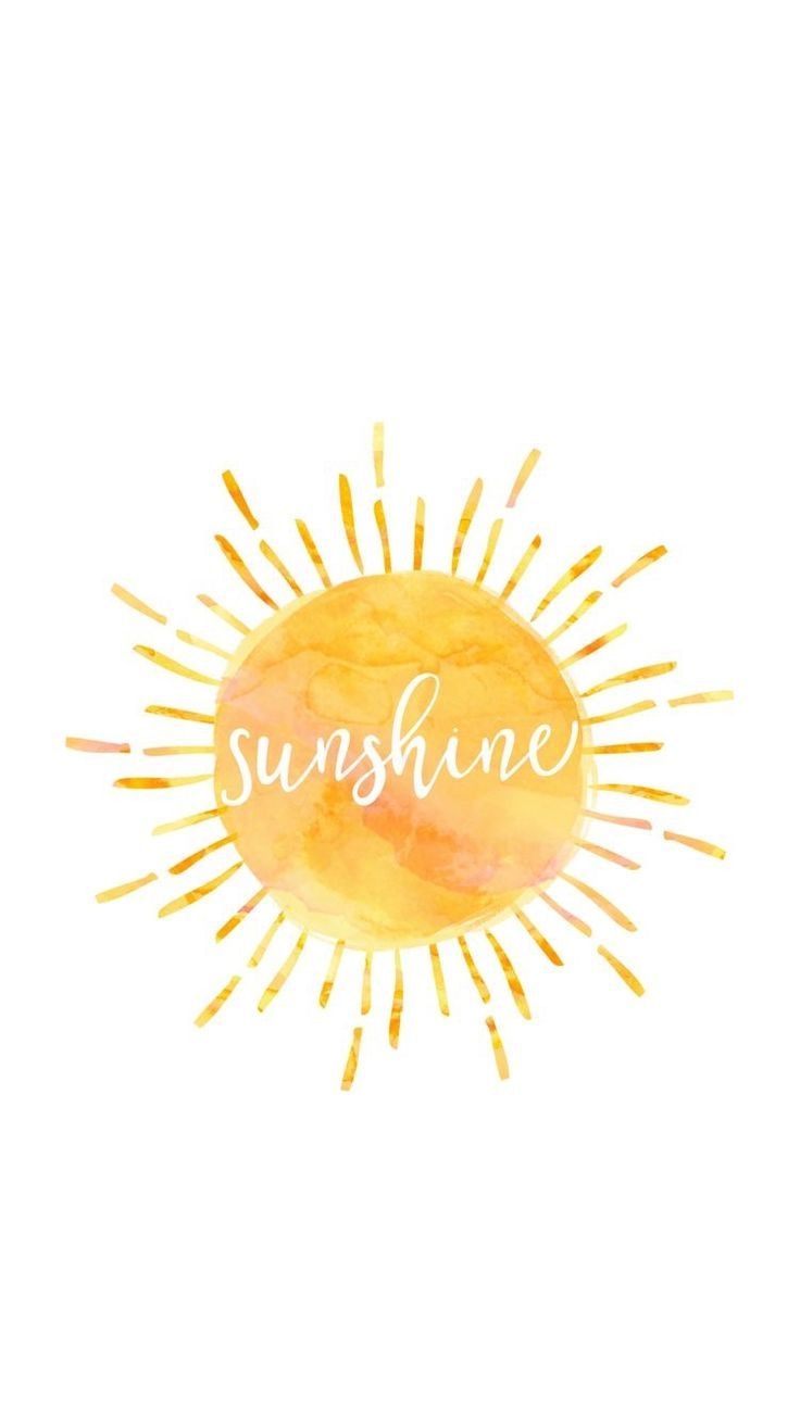 Sunshine free wallpaper | art things ♡☾ | Summer wallpaper