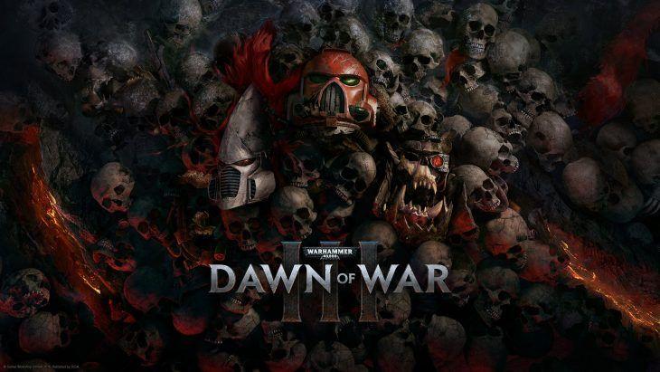 Ya tiene fecha de lanzamiento Warhammer 40.000: Dawn of War III - Mexgeekeando
