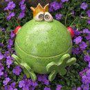 ❤ ❤ ❤ ❤ ❤ ❤ ❤ ❤ ❤ ❤ ❤ ❤ ❤ ❤ ❤ ❤ ❤ ❤ ❤ ❤ ❤ ❤ ❤ ❤ ❤ ❤ ❤ Der liebe Frosch ❤Frooosch❤ ist ein absoluter, einzigartiger Hingucker in jedem Garten - da kann das Wetter nur noch breit grinsen!!!! Sein...