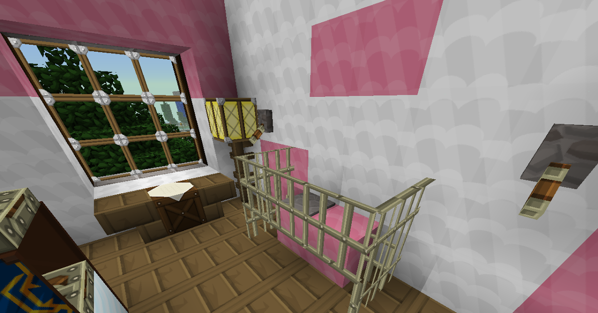 Bedroom Design Minecraft in 2020 (With images) | Minecraft ...