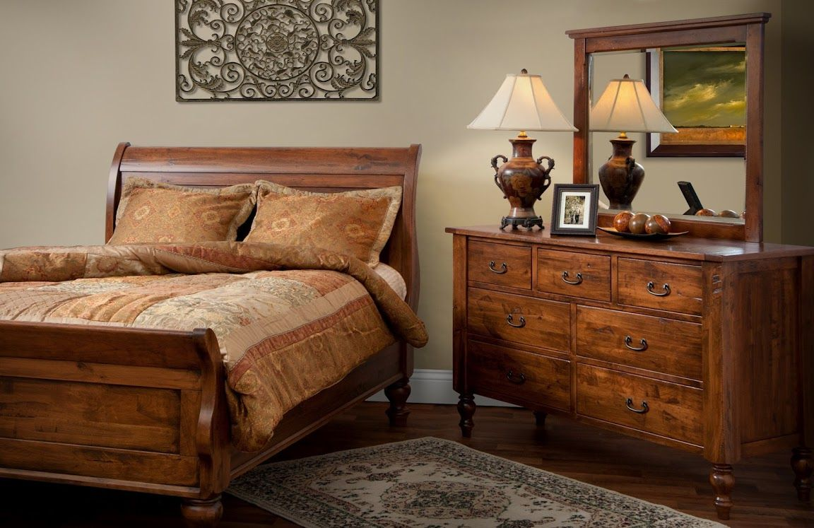 Amish Made Bedroom Furniture - Master Bedroom Interior Design Ideas ...