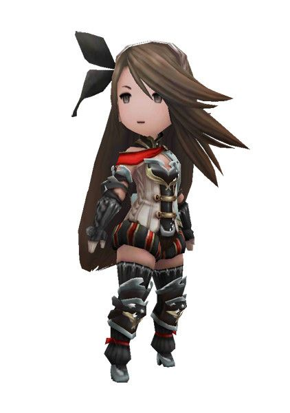 Anime Characters Jobs : Bravely default job google search hand painting