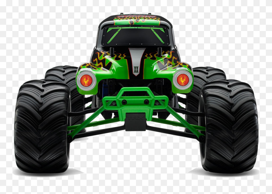 Download Hd Transparent Monster Truck Clipart Free Grave Digger Monster Truck Front View Png Download An Monster Trucks Free Clip Art Cricut Projects Vinyl