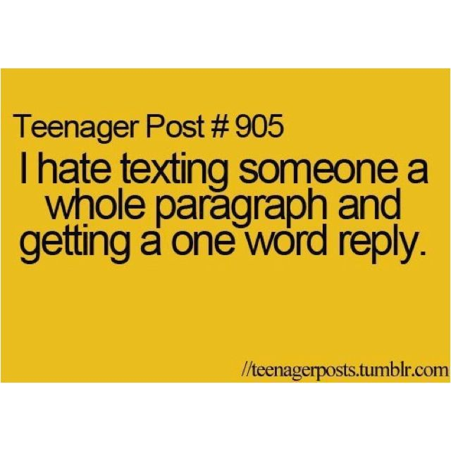 All the time -.-