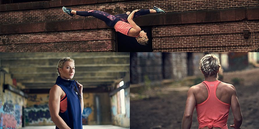 Under Armour Tells Its Women Athletes' Stories Through Poetry in Artful New Ads – Adweek